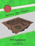 Battlemap : Open Mining Pit
