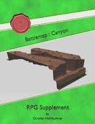 Battlemap : Canyon