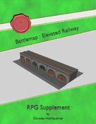 Battlemap : Elevated Railway
