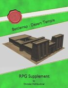 Battlemap : Desert Temple
