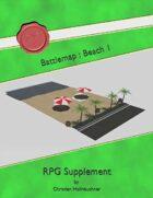 Battlemap : Beach 1