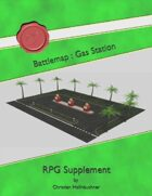 Battlemap : Gas Station