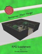Battlemap : Mech Hangar