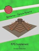 Battlemap : Temple Pyramid