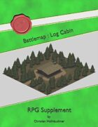 Battlemap : Log Cabin