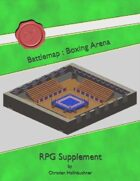 Battlemap : Boxing Arena
