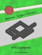 Battlemap : Dungeon Corridors
