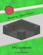 Battlemap : Square Rooms