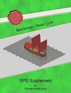 Battlemap : Asian Junk