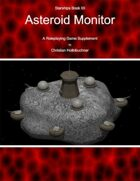 Starships Book IOI : Asteroid Monitor