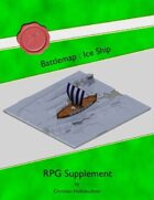 Battlemap : Ice Ship