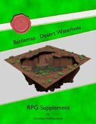Battlemap : Desert Waterhole
