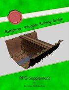Battlemap : Wooden Railway Bridge