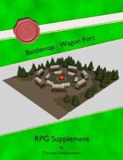 Battlemap : Wagon Fort