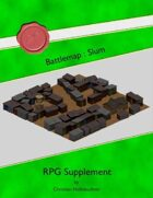 Battlemap : Slum