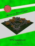 Battlemap : Ruined Castle