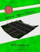 Battlemap : Highway Underpass