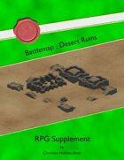 Battlemap : Desert Ruins