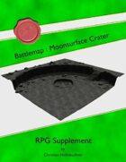 Battlemap : Moonsurface Crater