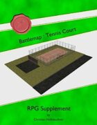 Battlemap : Tennis Court