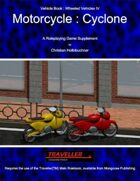 Motorcycle : Cyclone