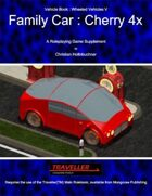 Family Car : Cherry 4x