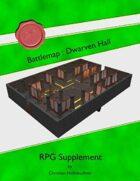 Battlemap : Dwarven Hall
