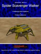 Spider Scavanger Walker