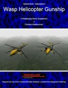 Wasp Helicopter Gunship