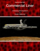 Starships Book II000 : Commercial Liner