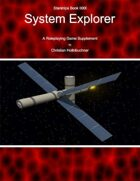 Starships Book II00I : System Explorer