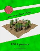 Battlemap : Desert Oasis