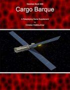 Starships Book II0I0 : Cargo Barque