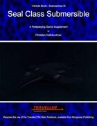 Seal Class Submersible