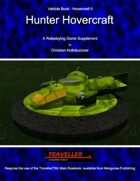 Hunter Hovercraft