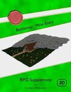 Battlemap : Mine Entry