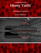 Starships Book I00I00 : Heavy Yacht