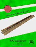 Battlemap : Speeding Train
