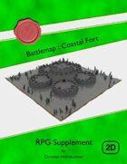 Battlemap : Coastal Fort