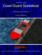 Coast Guard Speedboat