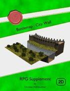Battlemap : City Wall