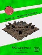 Battlemap : Mountaintop Oracle