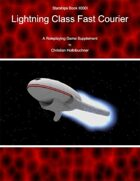 Starships Book II000I : LightningClass Fast Courier