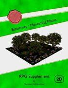 Battlemap : Maneating Plants
