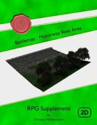 Battlemap : Motorway Rest Area