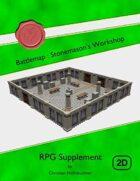 Battlemap : Stonemason's Workshop