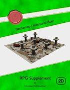 Battlemap : Industrial Ruin
