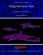 Flying Fish Grav Tank