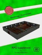 Battlemap : Courtroom