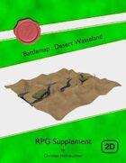 Battlemap : Desert Wasteland